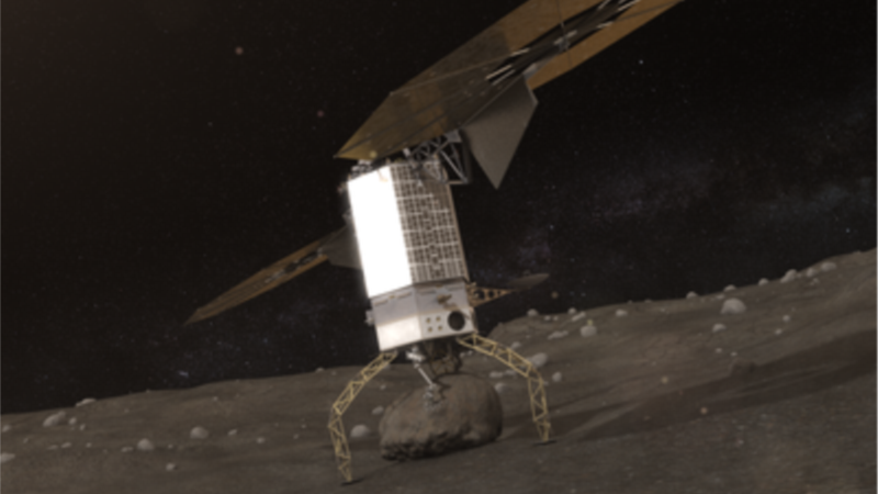 NASA Hopes to Catch an Asteroid