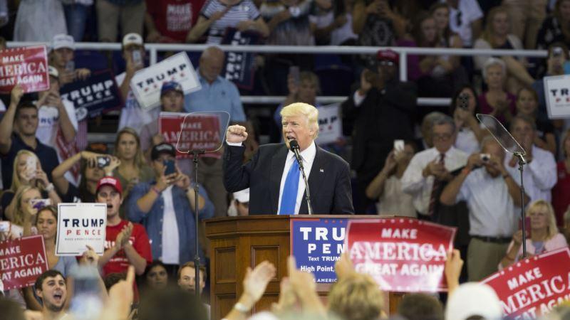 Trump, Clinton Clash Over Anti-poverty Plans