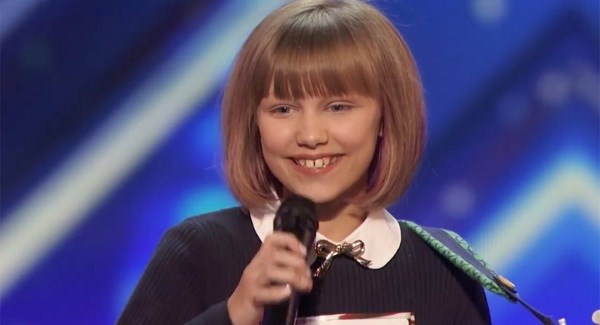 12-year-old Grace VanderWaal wins America's Got Talent and you're all going to love her