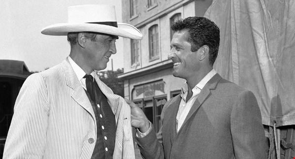 Hugh O'Brian, actor who played Sheriff Wyatt Earp, dies at 91