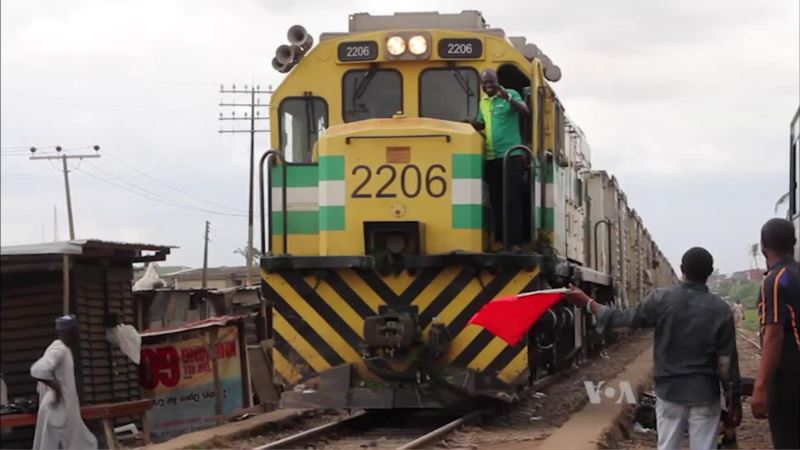 Nigeria Eyes Railroad Revival