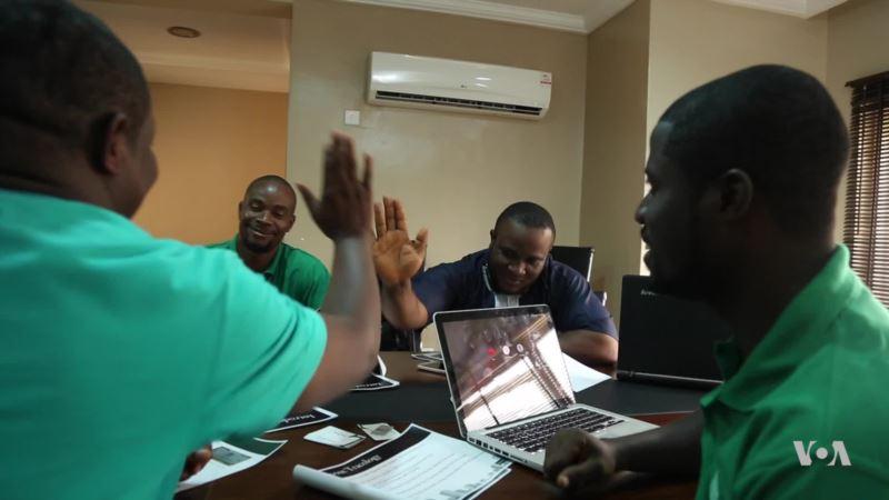 Nigeria's Startups Get Boost from Buhari, Zuckerberg