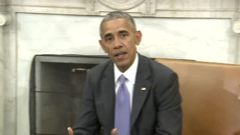 Obama on TPP: 'Get This Thing Done'
