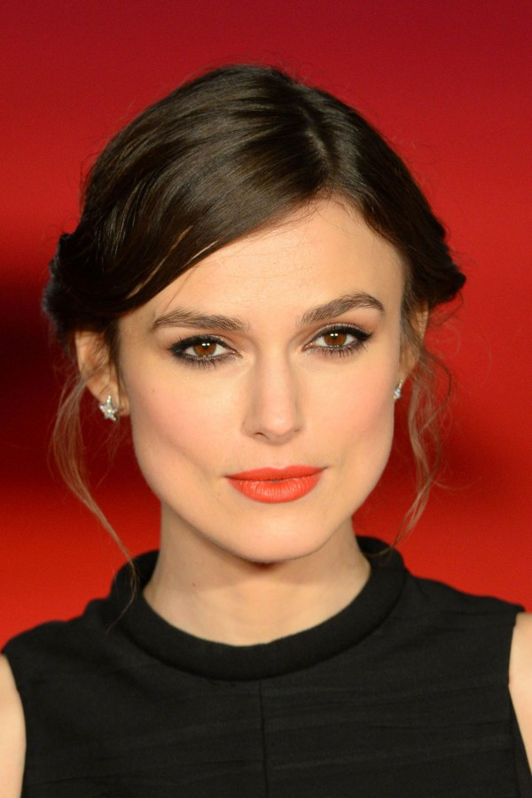 Keira Knightley On Wigs, Dreadlocks And S**t Make-Up Artists
