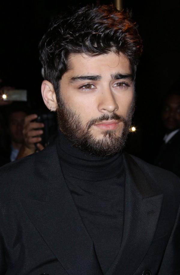 Zayn's beard