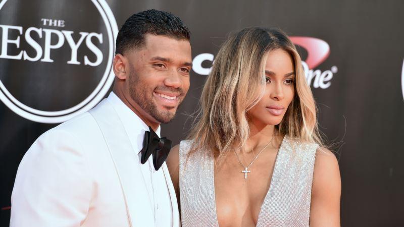 Ciara, NFL Seahawks' Russell Wilson Announce Pregnancy