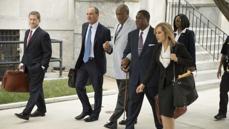 Lawyers: Lost evidence, Misconduct Make Defending Cosby Hard