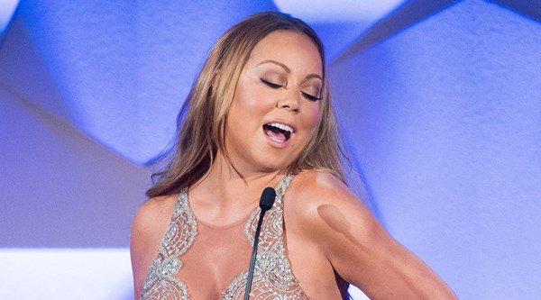 Mariah Carey shares a clip from her Empire cameo