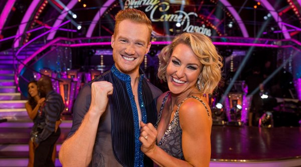 Greg Rutherford: My girlfriend wants me to get steamy on Strictly