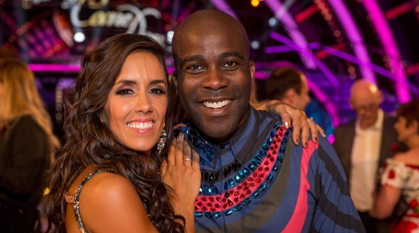 Melvin Odoom 'really sad' at Strictly Come Dancing exit