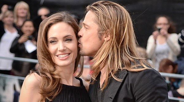 Brad Pitt and Angelina Jolie agree temporary custody agreement