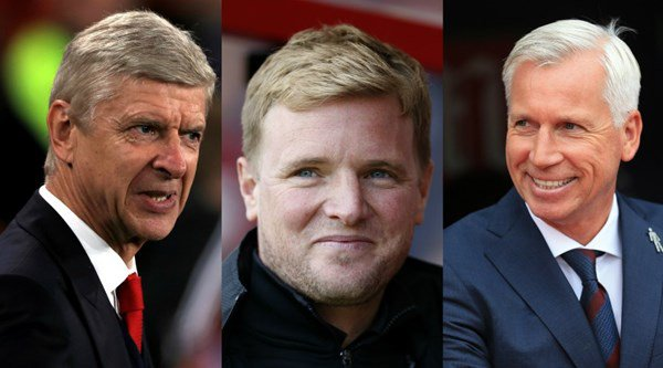 Wenger, Pardew, Howe? Here's what the contenders have to say about the England job