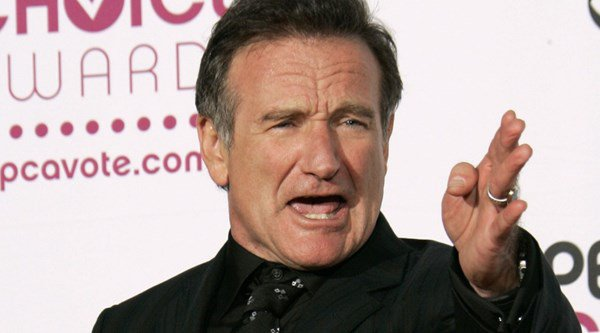 Robin Williams was 'drowning in his symptoms' before his death