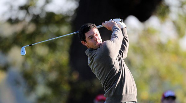 Rory McIlroy is feeding off the hecklers at the Ryder Cup, and it's working