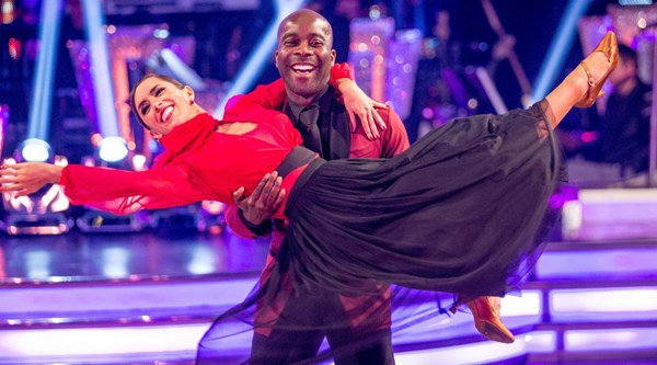 Melvin Odoom exits Strictly as Anastacia pulls out of dance off