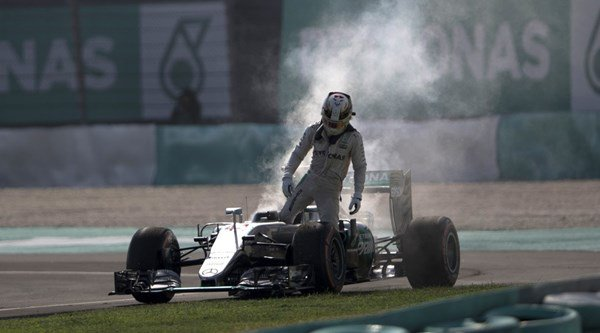5 things we learned from Lewis Hamilton's horror weekend at the Malaysian Grand Prix