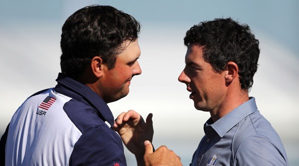 Comment: Rory McIlroy and Patrick Reed's Ryder Cup rivalry was sport at its highest level