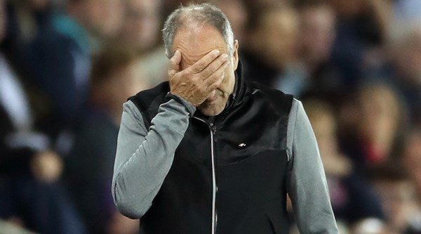 Swansea sacked Francesco Guidolin on his birthday and it's all just too sad