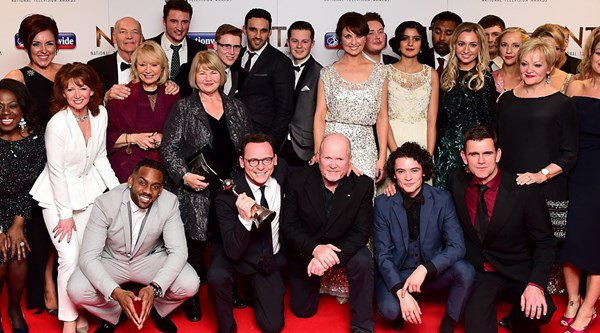 EastEnders scoops five gongs at Inside Soap Awards but Emmerdale bags top prize