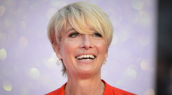 Emma Thompson is in court – but it's not what you think