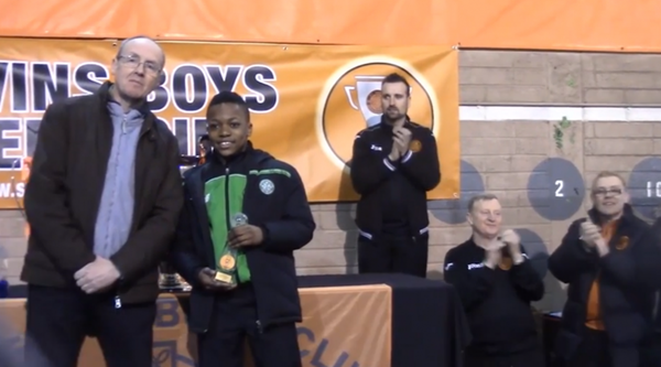 You need to see the mad skills of Celtic's 13-year-old Karamoko Dembele on the pitch