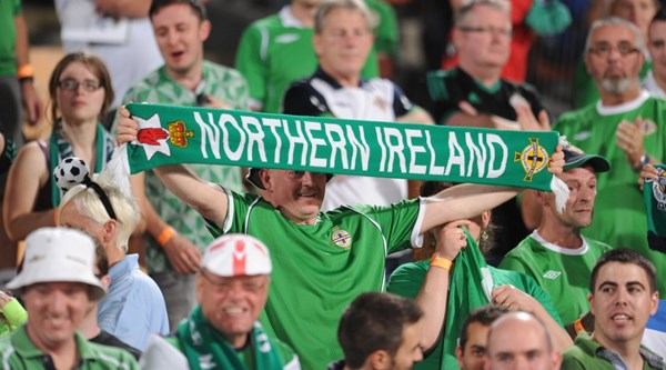 Northern Ireland have the easiest World Cup game to look forward to…followed by the hardest