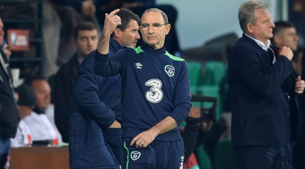 Martin O'Neill: Football manager or dancer?