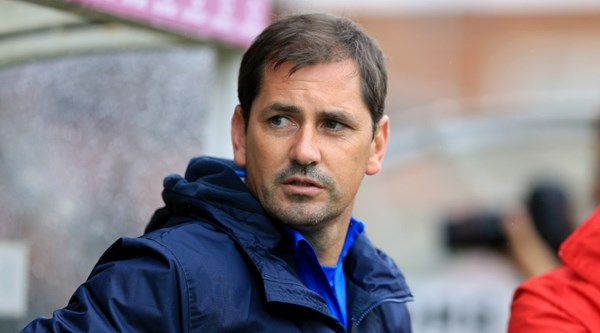 Jackie McNamara will replace himself as caretaker manager at York City and everyone is baffled