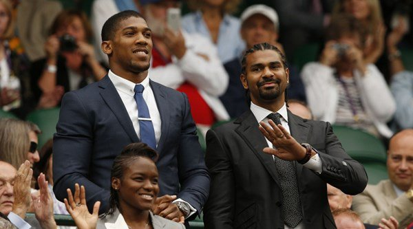 David Haye says Anthony Joshua will fight Wladimir Klitschko, but is he right?