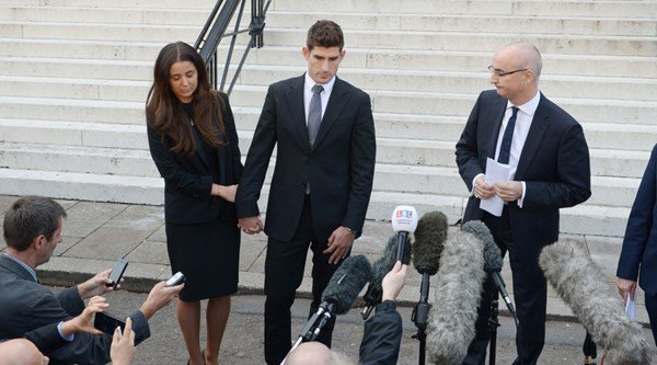 Here's what Ched Evans had to say after being acquitted of rape