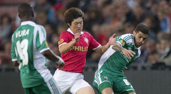You'll never guess what team ex-Man United player Park Ji-Sung is playing for now…