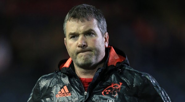 Watch fans in Limerick and Paris pay tribute to Anthony Foley