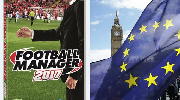 Football Manager just got slightly too real with an incredibly detailed Brexit feature