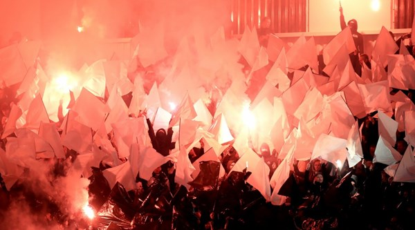 Could Leicester City be punished over Copenhagen flares during Champions League clash?