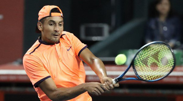 Nick Kyrgios opts for NBA All-Star weekend over tennis tournament
