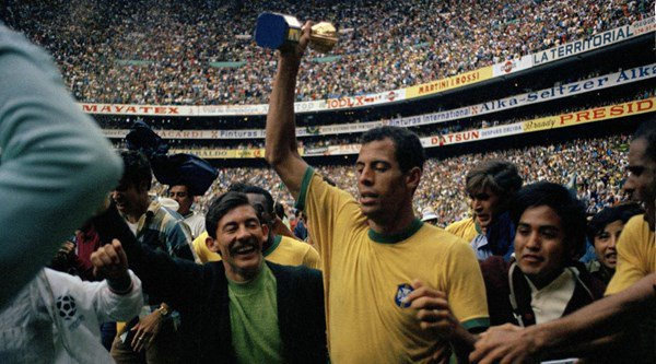 Carlos Alberto's legend will live on through THAT goal in the 1970 World Cup final