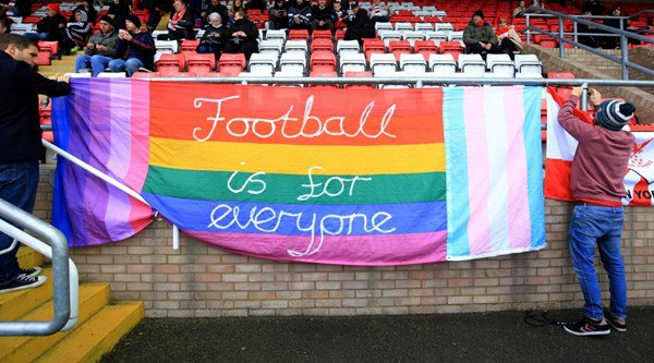 Signing gay players could benefit lower league teams, football finance expert says