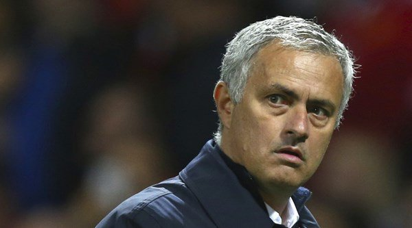 Mourinho's manners: How did the Manchester United manager behave in the Manchester derby?
