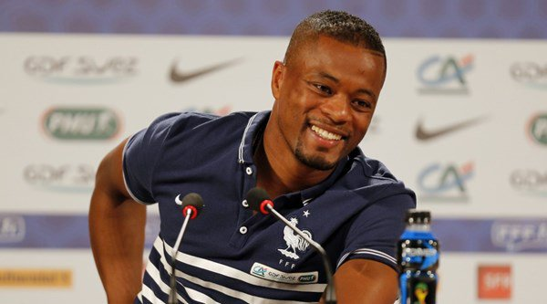 Patrice Evra dressed up as a dancing panda bear to condemn racism in his latest Instagram video
