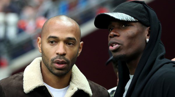 Was Thierry Henry being booed by the Wembley crowd at an NFL Football game?