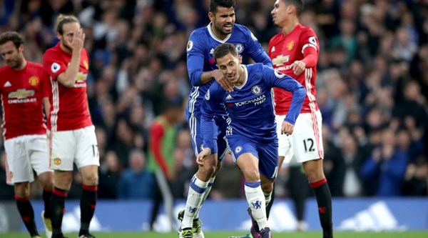 Hazard's return to form and Costa's stunner had fans raving about Chelsea