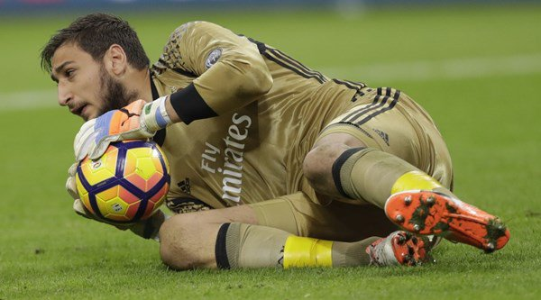 Six reasons why we secretly hate AC Milan goalkeeper Gianluigi Donnarumma