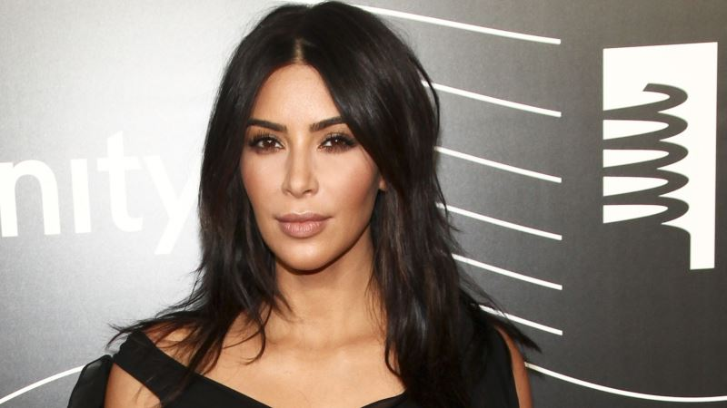 Kim Kardashian West Departs NYC Apartment with Kids & Kanye