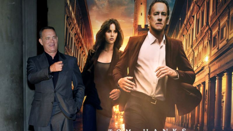 Tom Hanks Sees Lessons for Election in New Thriller 'Inferno'