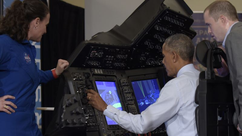 Obama Touts Innovation to Address Today's Challenges