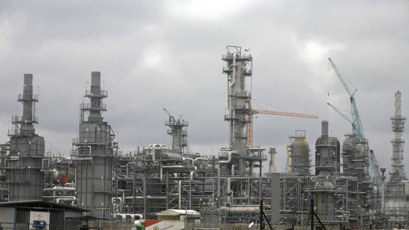 Nigerian Militants Say They Bombed Chevron Oil Export Pipeline