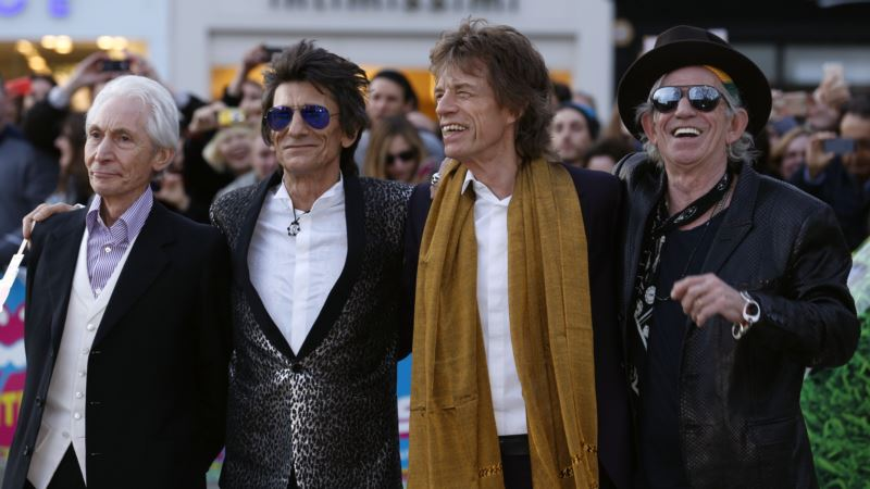 Rolling Stones to Release New Album in December