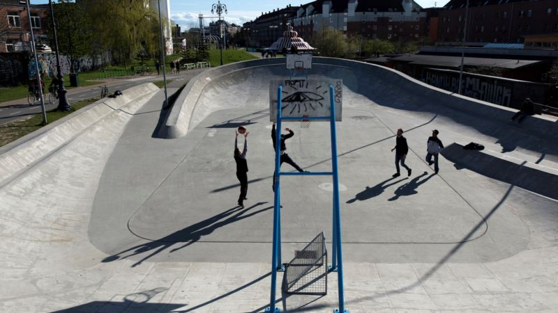 Danish Park Designed to Promote Tolerance Wins Architectural Award