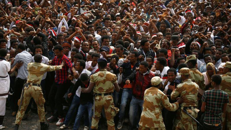 Ethiopian Protesters Attack Factories in Africa's Rising Economic Star