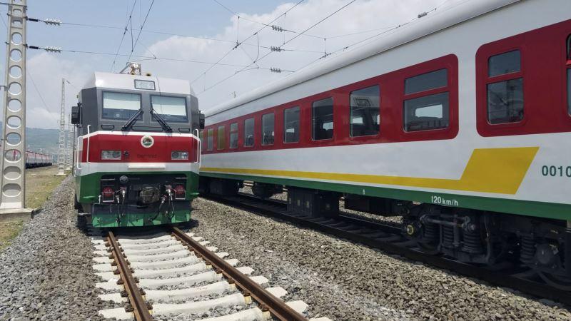 Ethiopia's New Coastal Rail Link Runs Through Restive Region